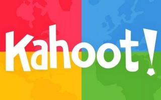 Как зарегистрироваться на платформе Kahoot! и войти в личный кабинет
