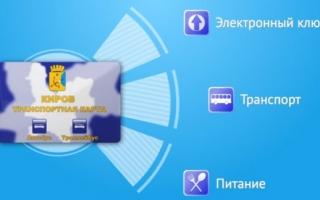 Как проверить и пополнить счет школьной транспортной карты в Кирове