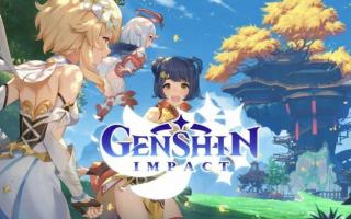 Новые рабочие промокоды Genshin Impact в сентябре 2021 года