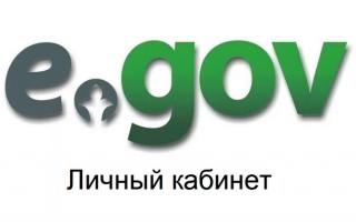 Как зарегистрироваться и войти в личный кабинет Электронного правительства Республики Казахстан