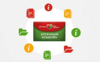 Как активировать карту Аптечный кошелек аптеки Будь здоров