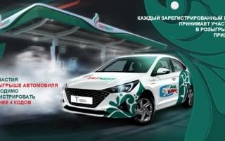 Регистрация кода акции Татнефть «Сделано в Татарстане 2021»