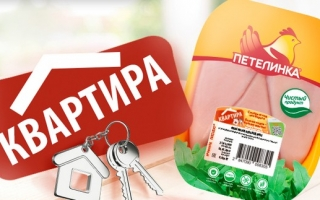 Промо акция Петелинка 2019 — зарегистрировать код и выиграть квартиру