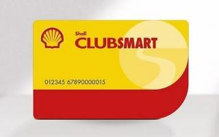 Регистрация и активация карты Shellsmart Club на русском языке