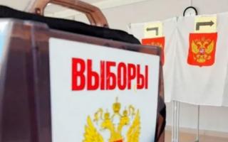Итоговые результаты голосования на выборах депутатов в Госдуму в 2021 году