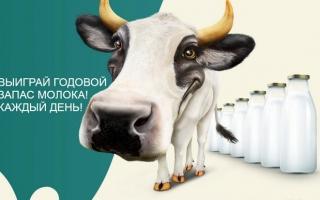 Акция Нестле Выиграй корову — регистрация кода на www.nestle-cereals.com/ru