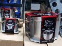 Магнит новая акция 2020 кастрюли Royal Kuchen за наклейки