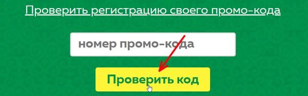 проверить регистрацию